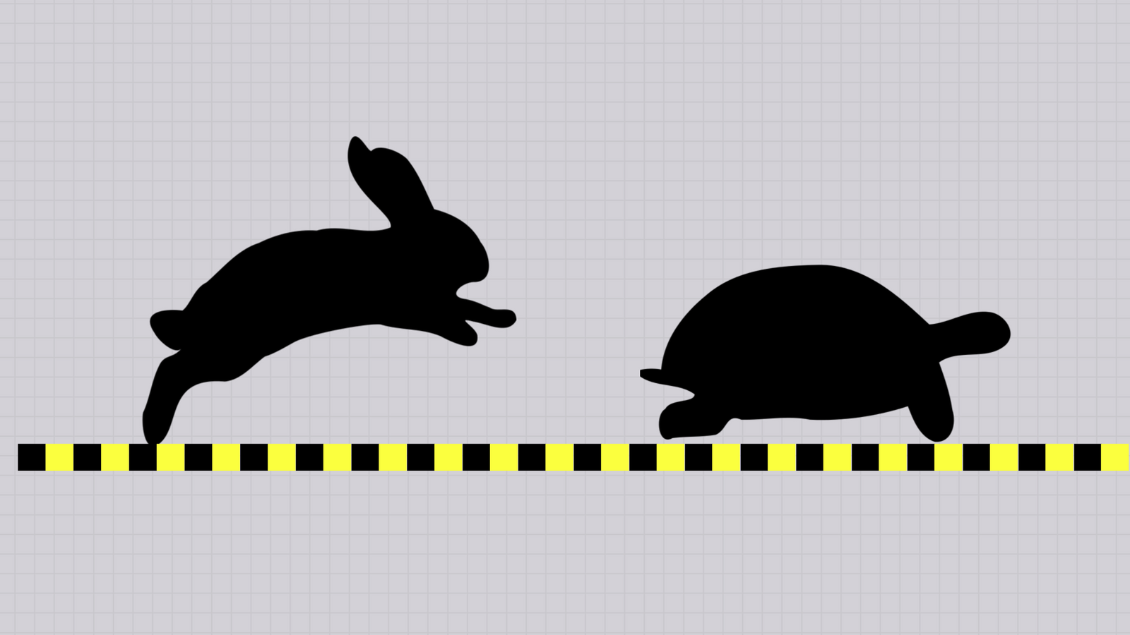 Does Slow and Steady Actually Win The Race? - by Naveen Lakkur