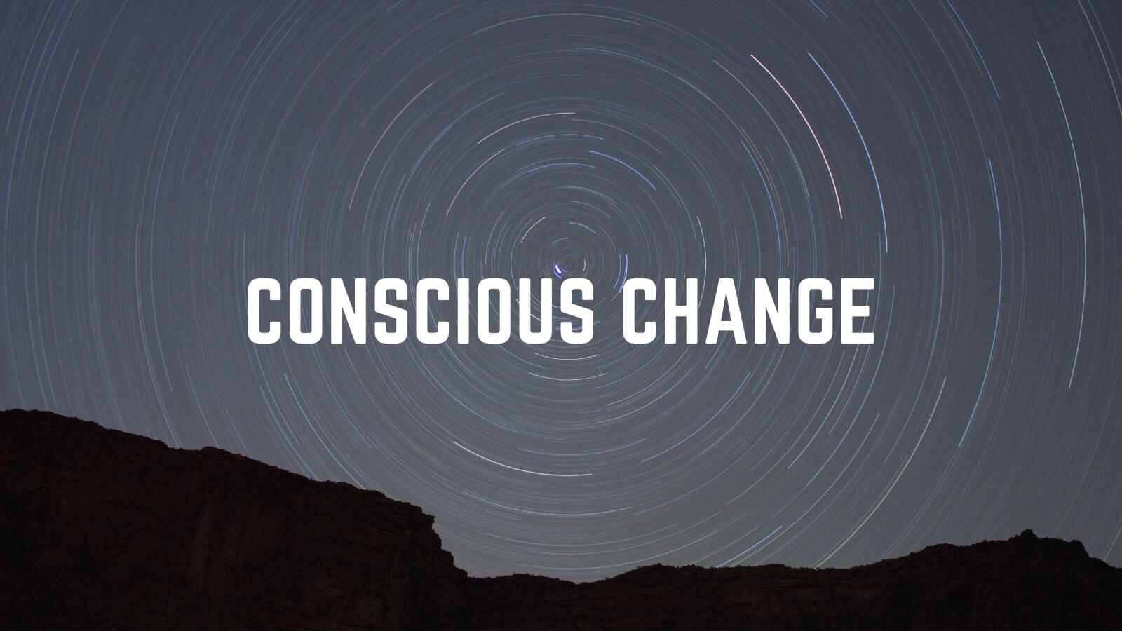 conscious change naveen lakkur