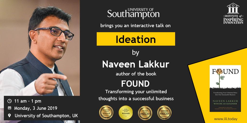 ideation talk
