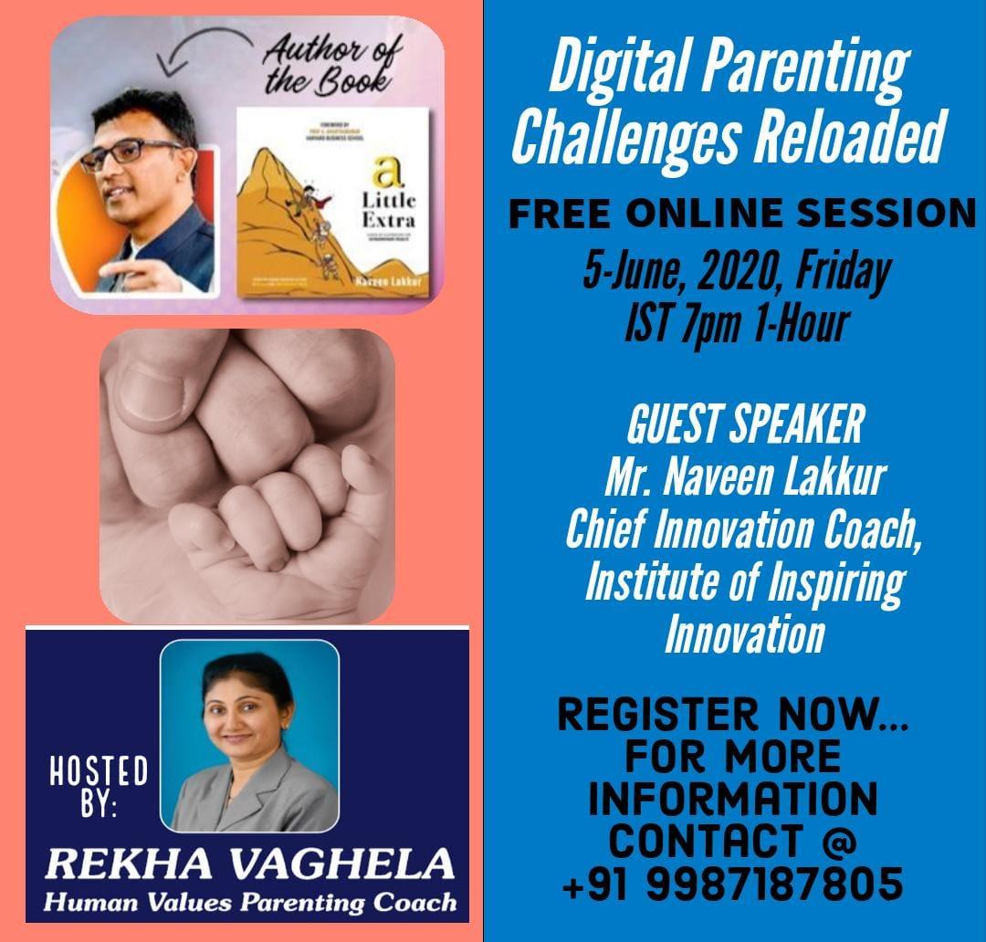 Digital Parenting Challenges Reloaded