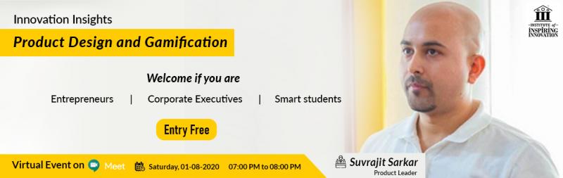 Innovation Insights - Suvrajit Sarkar (Mera Events1)