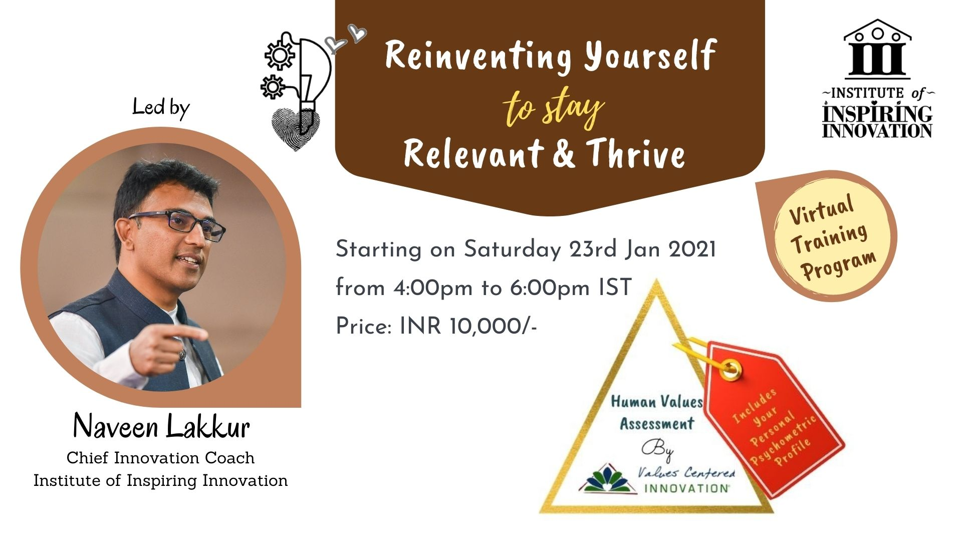 Invite - Reinventing Yourself